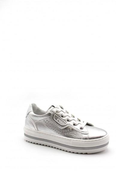 Nero giardini j Sneakers F.gomma Ragazza e031560f Bambino Argento Fashion