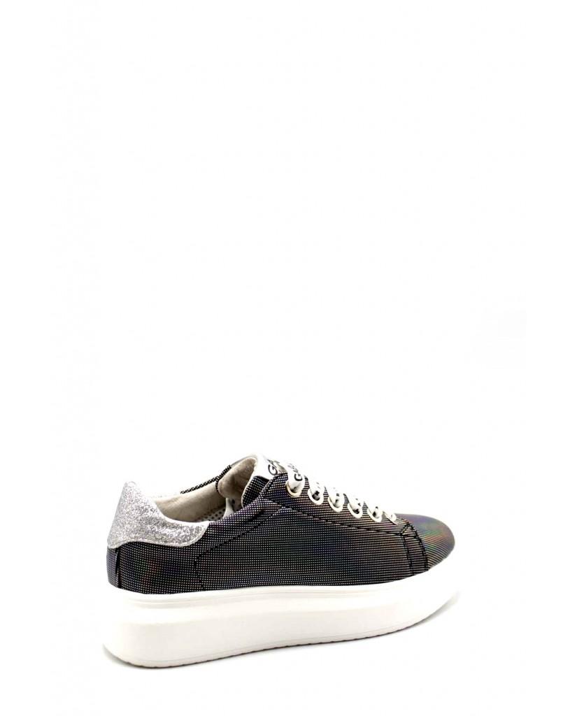 Gaelle paris Sneakers F.gomma 35/41 g-202 Donna Nero Fashion