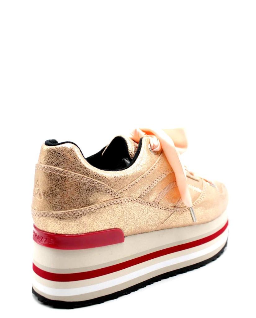 Apepazza Sneakers F.gomma Rosalinda Donna Cipria Fashion