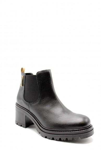 1^classe  Tronchetti F.gomma Izi240535a Donna Nero Fashion