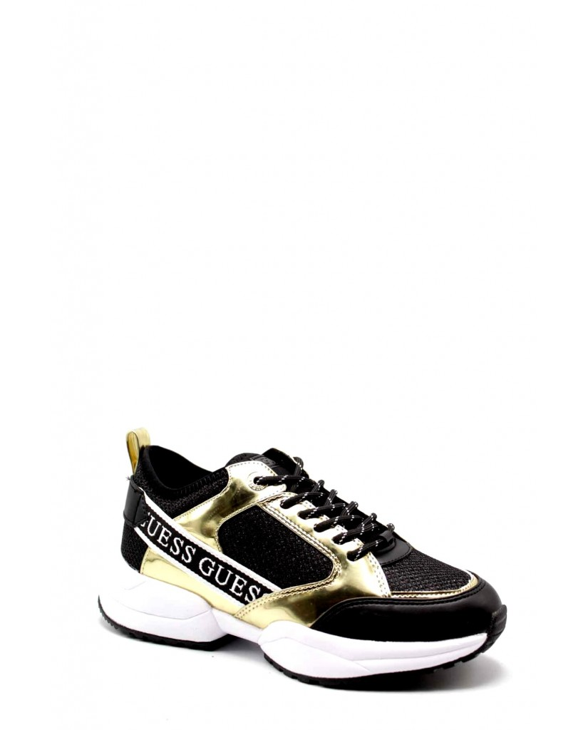 Guess Sneakers F.gomma Breeta/active lady/leather lik Donna Oro Fashion