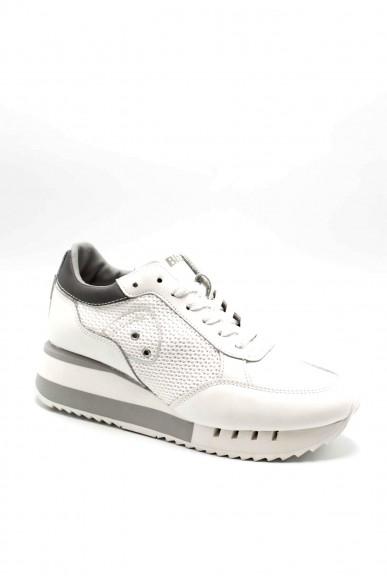 Blauer Sneakers F.gomma Charlotte05 Donna Bianco Fashion