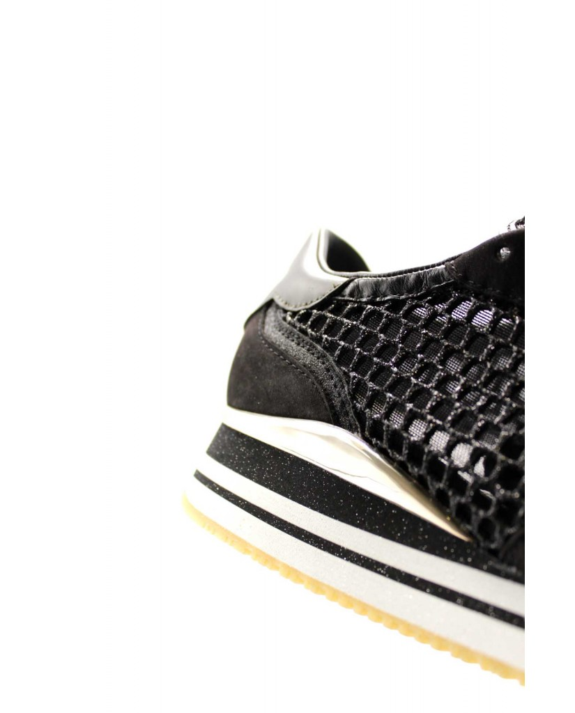 Crime london Sneakers F.gomma 25554pp1 Donna Nero Fashion