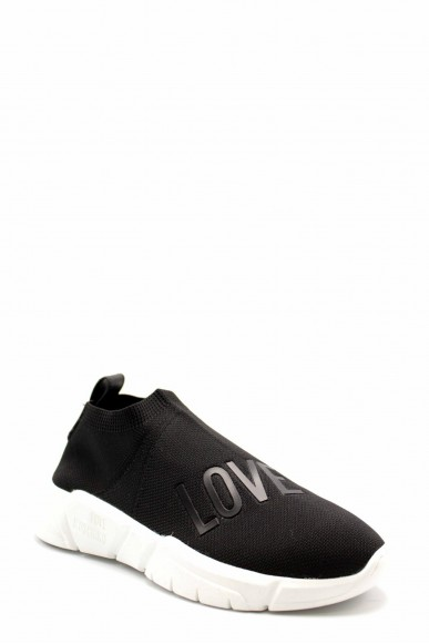 Moschino Sneakers F.gomma Ir0 Donna Nero Fashion