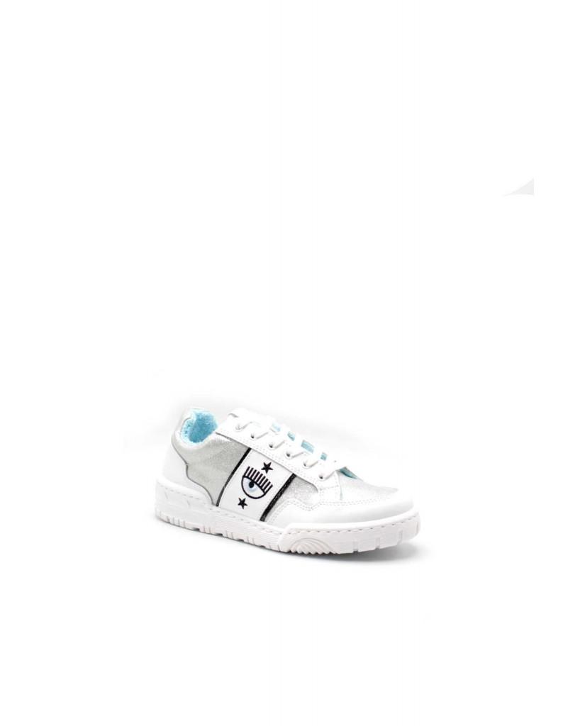 Chiara ferragni Sneakers Donna Argento Fashion