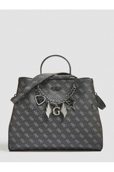 Guess Borse Affair shopper Donna Grigio Fashion