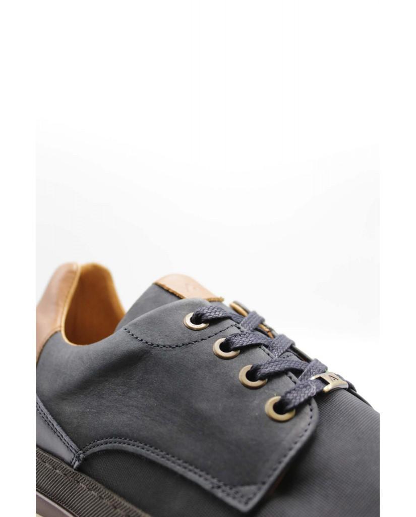 Ambitious Sneakers F.gomma 10609 Uomo Blu Fashion