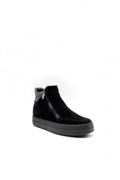 Lumberjack Sneakers F.gomma Swa0805-002eu Donna Nero Fashion