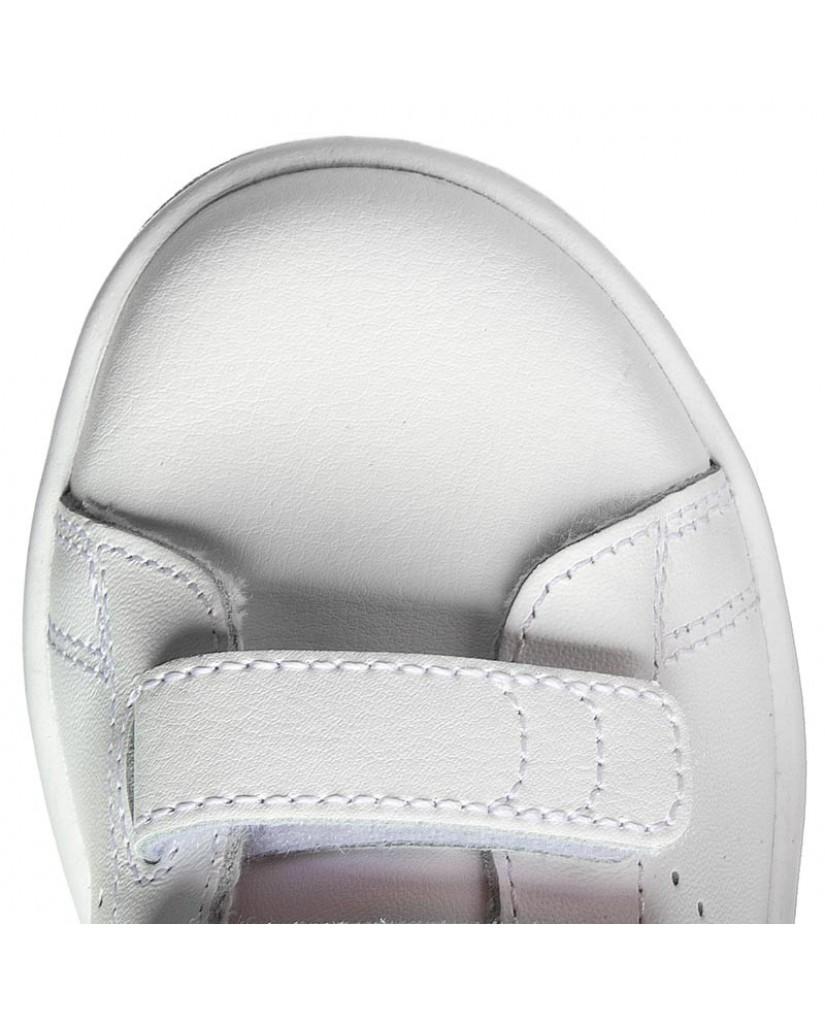 Adidas Sneakers F.gomma Stan smith cf c Bambino Bianco Fashion