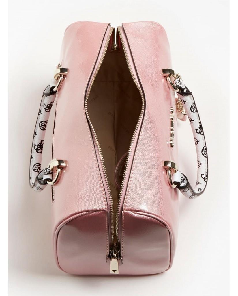 Guess Borse   South bay box satchel Donna Rosa Fashion