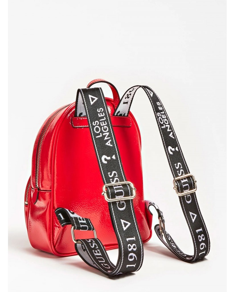Guess Backpacks   New vibe backpack Donna Rosso Fashion