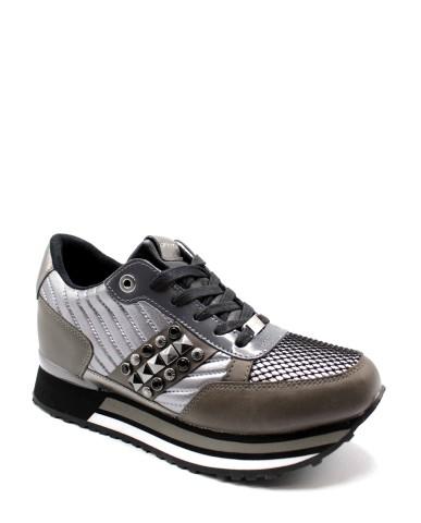 Apepazza Sneakers F.gomma Raya Donna Grigio Fashion