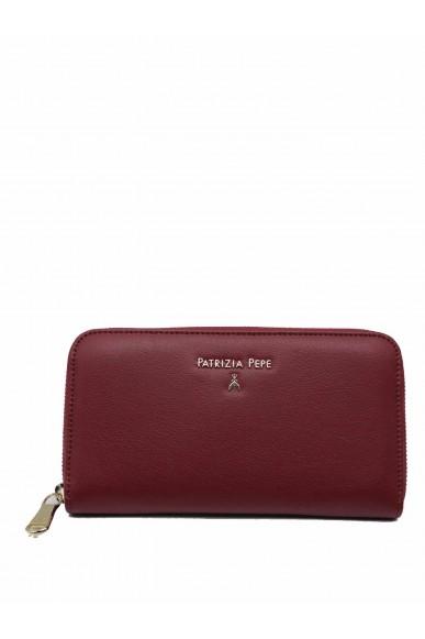 Patrizia pepe Portafogli - Fall winter 18 Donna Rosso Fashion
