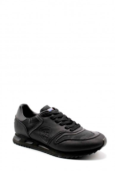 Blauer Sneakers   Memphis06 Uomo Nero Fashion