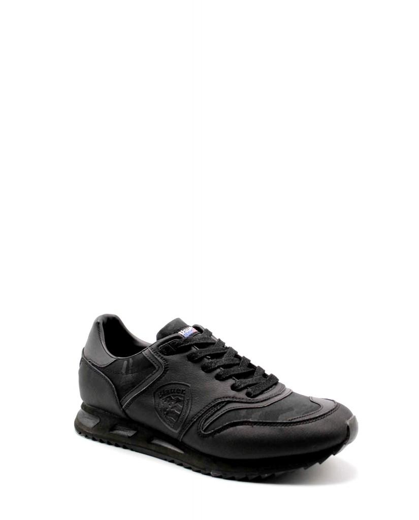 Blauer Sneakers   Memphis06 Uomo Nero Fashion