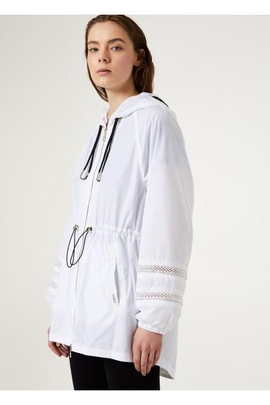 Liu.jo Cappotti   Short coat Donna Bianco Fashion