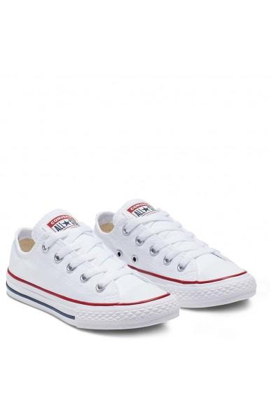 Converse Sneakers F.gomma Chuck taylor all star seasonal Bambino Bianco Fashion