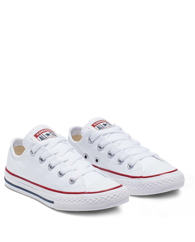 Converse Sneakers F.gomma Chuck taylor all star seasonal Bambino Bianco Fashion