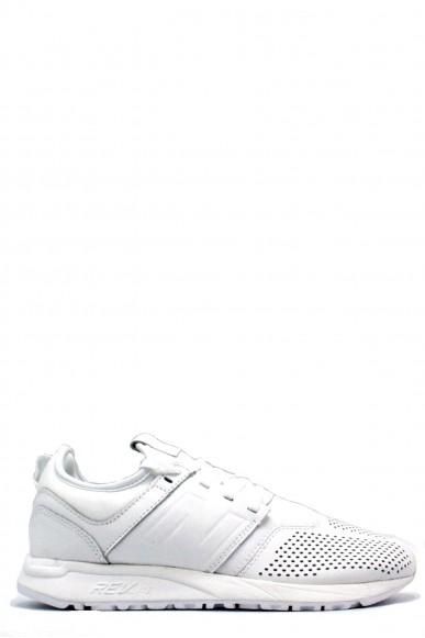 New balance Sneakers F.gomma 39-46 247 Uomo Bianco Sportivo