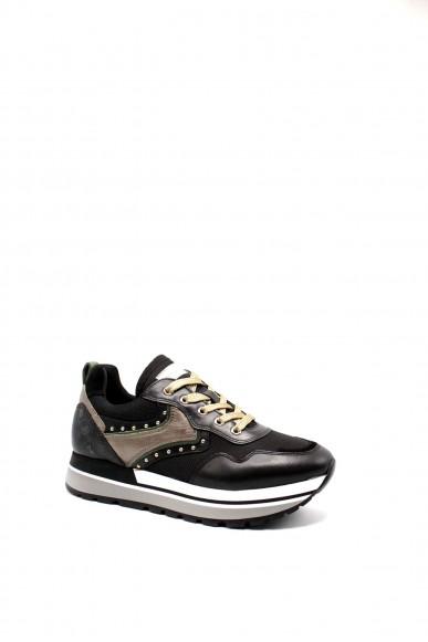 Nero giardini Sneakers F.gomma Guanto nero i116940d Donna Nero Casual