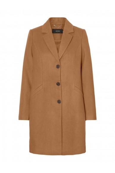 Vero moda Cappotti   Vmcalacindy aw20 3/4 jacket boos Donna Tabacco Fashion