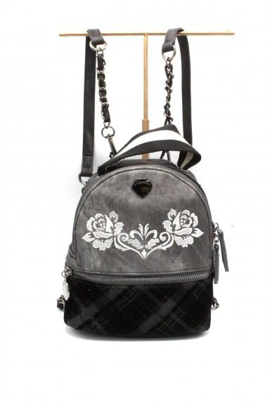 Le pandorine Backpacks - Mini backpack via Donna Grey Fashion