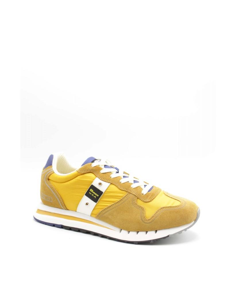 Blauer Sneakers F.gomma Quartz01 Uomo Giallo Fashion