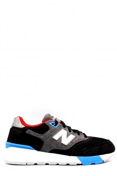 New balance Sneakers F.gomma 39-46 597 Uomo Nero Sportivo