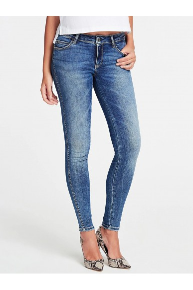 Guess Jeans   Ultra curve Donna Blu Fashion