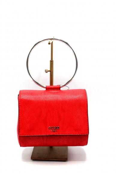 Guess Borse - Keaton mini flap hwlz69 58780 Donna Papavero Fashion
