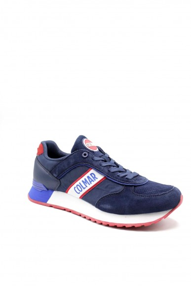 Colmar Sneakers F.gomma Travis r 032 Uomo Blu Fashion
