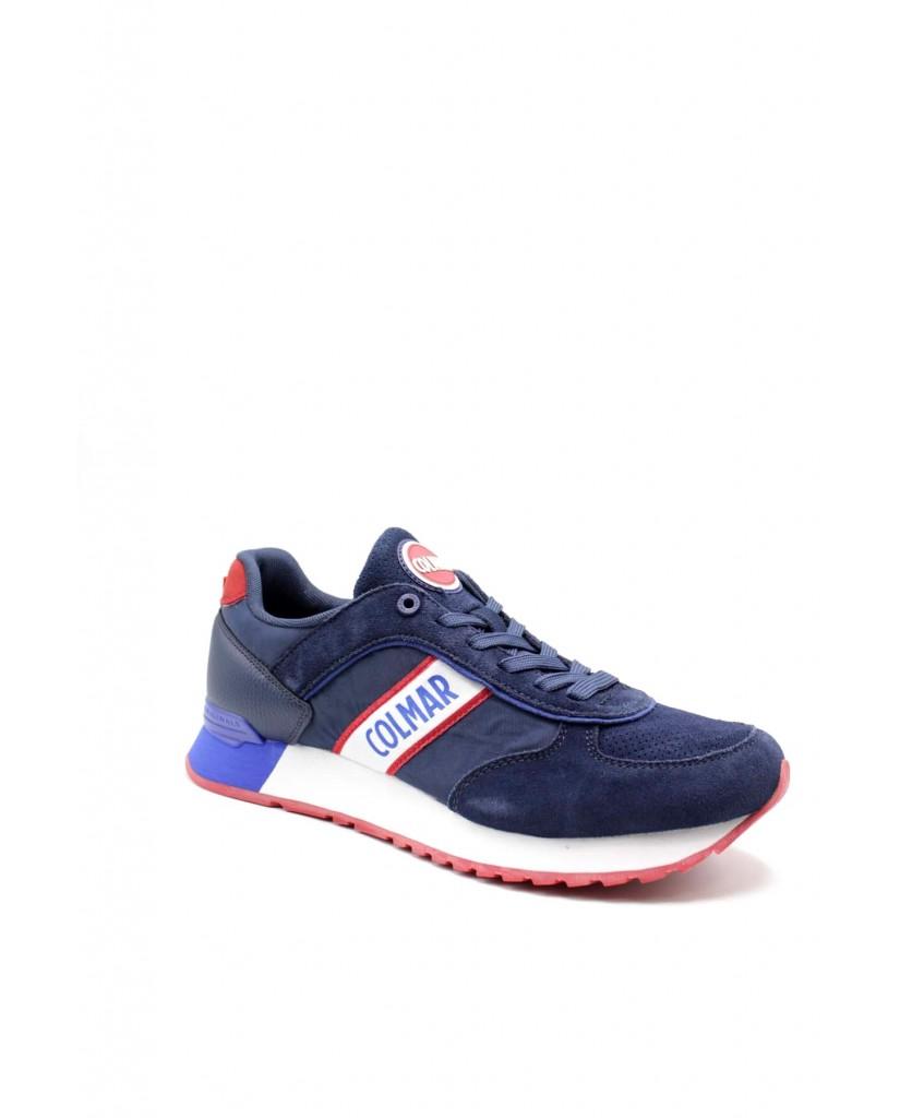 Colmar Sneakers F.gomma Travis r 032 Uomo Blu Fashion