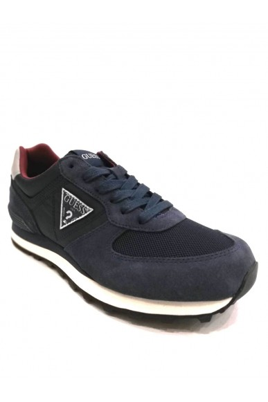 Guess Sneakers   Charlie Uomo Blu Fashion