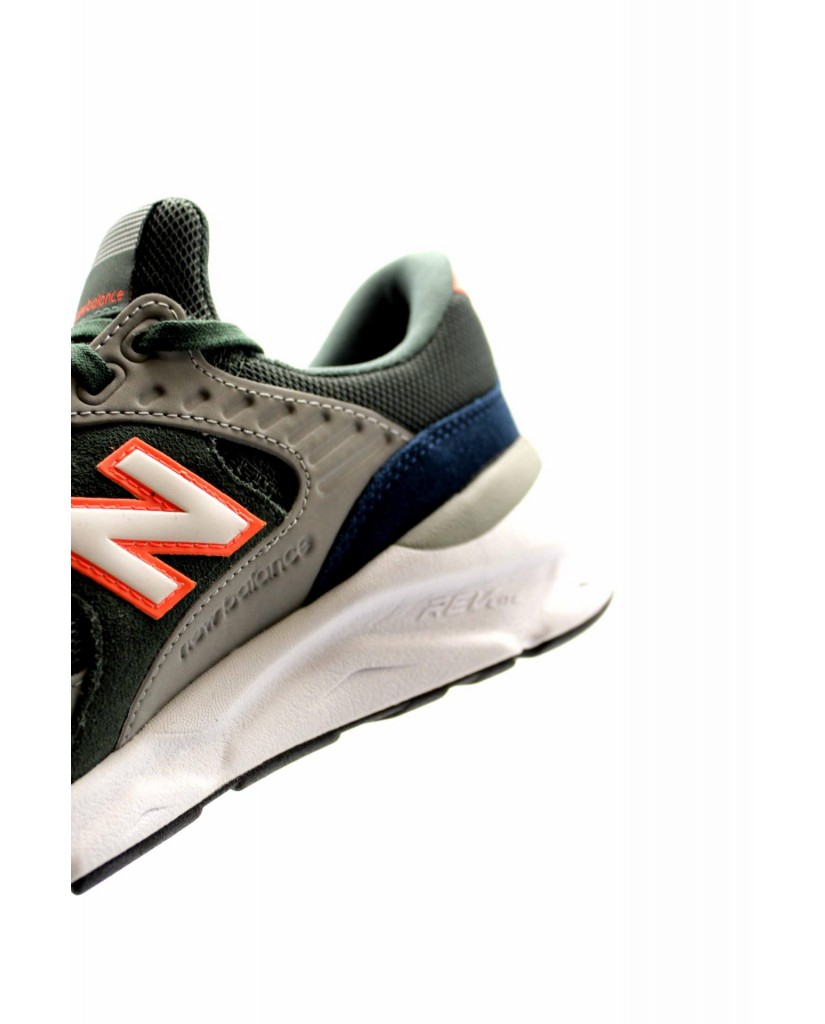 scarpe uomo new balance x90 verdi