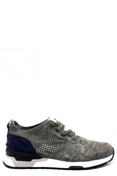Crime london Sneakers F.gomma 40-45 11425ks1.30 ss18 Uomo Grigio Casual