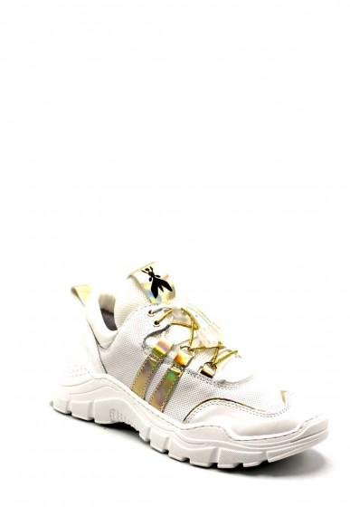 Patrizia pepe Sneakers F.gomma 35-41 ppj41 Donna Bianco Fashion