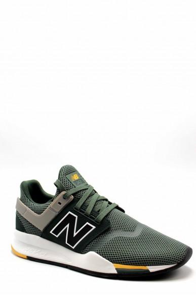 New balance Sneakers F.gomma 247fa Uomo Verde Sportivo