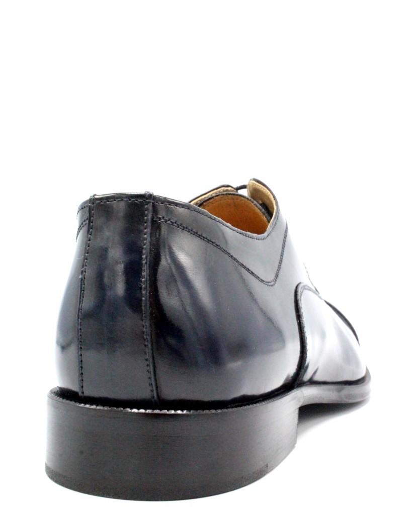 Exton Classiche F.cuoio 39/46 made in italy 1371 Uomo Blu Fashion