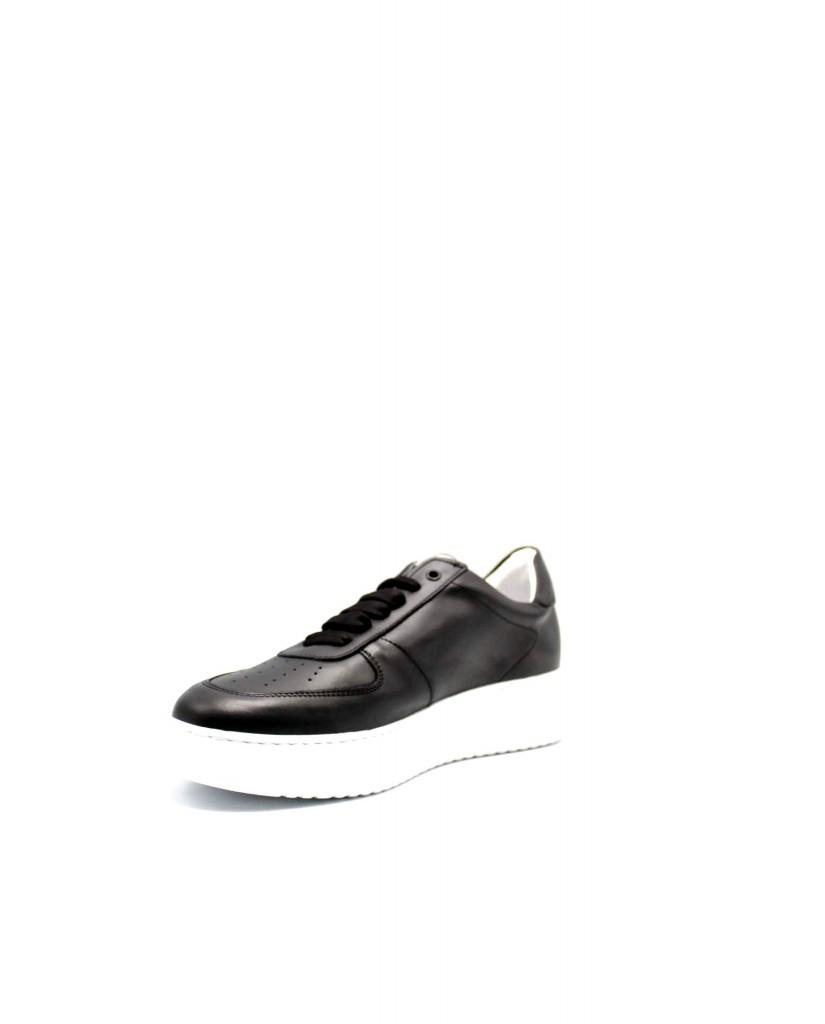 Exton Sneakers F.gomma Uomo Nero Fashion
