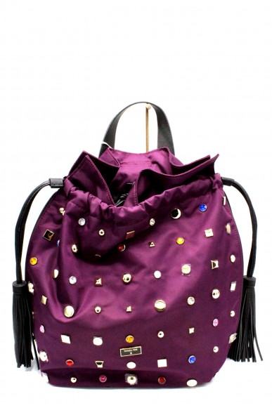 Patrizia pepe Backpacks - Zainetto Donna Viola Fashion