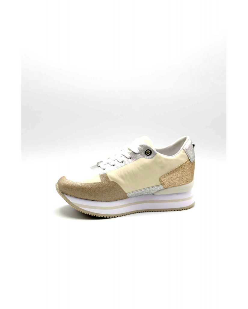 Apepazza Sneakers F.gomma Reyes Donna Latte Fashion