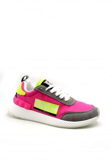 Richmond Sneakers F.gomma 36/40 1225 Donna Grigio Fashion