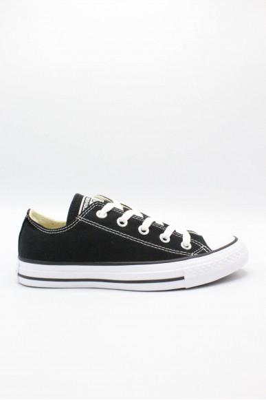Converse Sneakers F.gomma 36/43 chuck taylors ox classics Unisex Nero Sportivo