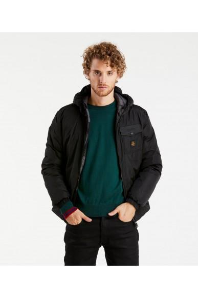 Refrigiwear Giacchetti   Hudson jacket Uomo Nero Fashion