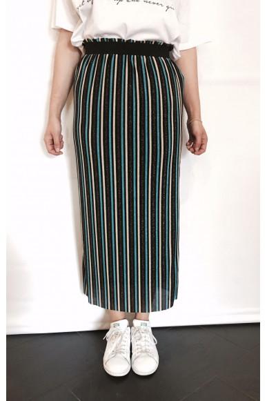 Berna Gonne Sx-s Donna Nero Fashion