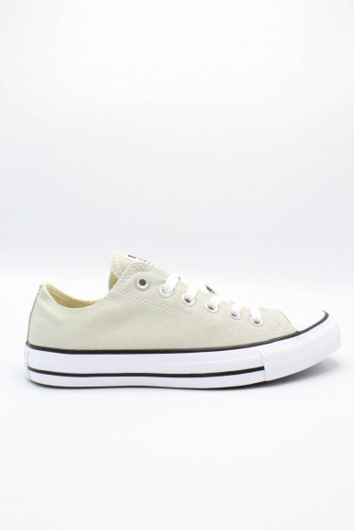 Converse Sneakers F.gomma 35/41 chuck taylors ox Donna Beige Sportivo