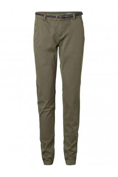Vero moda Pantaloni Donna Verde Casual