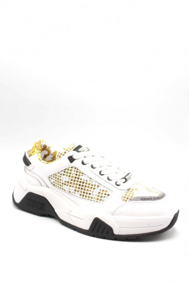 Versace couture Sneakers Uomo Bianco