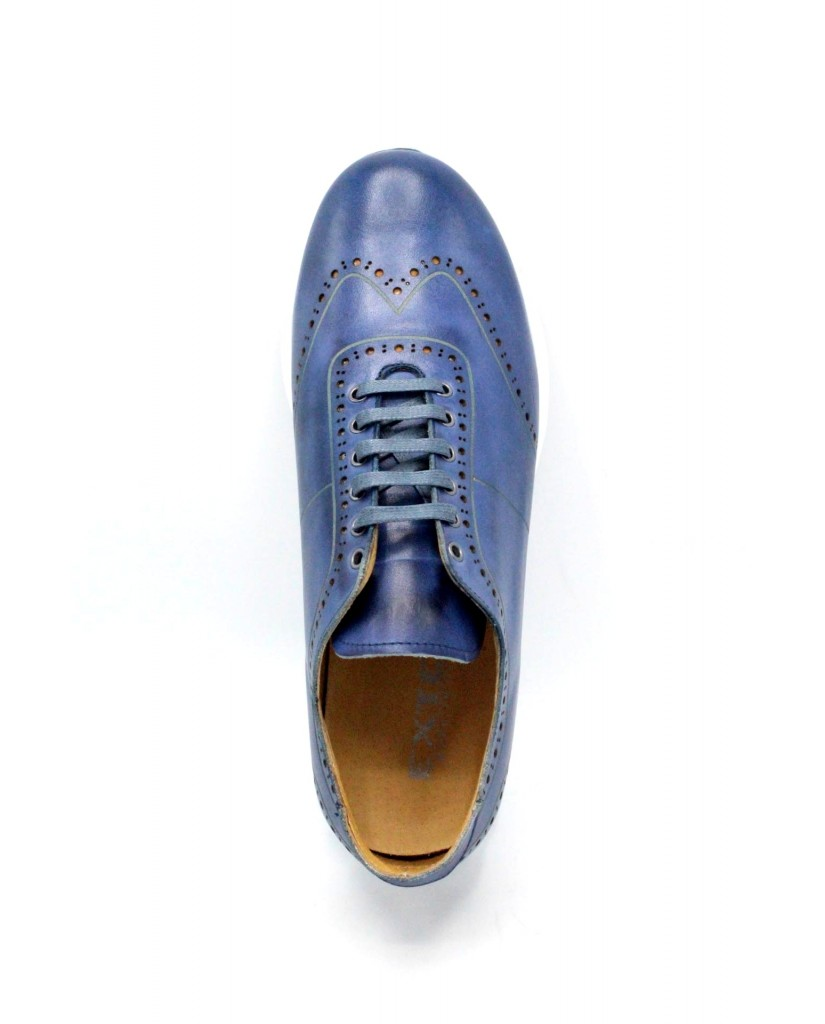 Exton Sneakers F.gomma 39/46 made in italy 333 Uomo Jeans Fashion