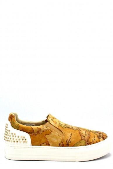 1^classe  Slip-on F.gomma 35/40 0088/0034 Donna Beige Fashion